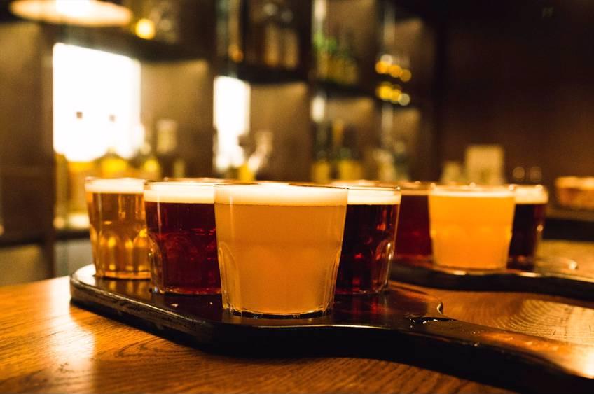 Special øl fra Irland