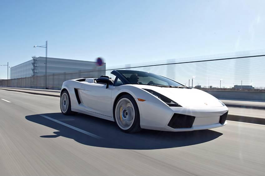 Kør Lamborghini