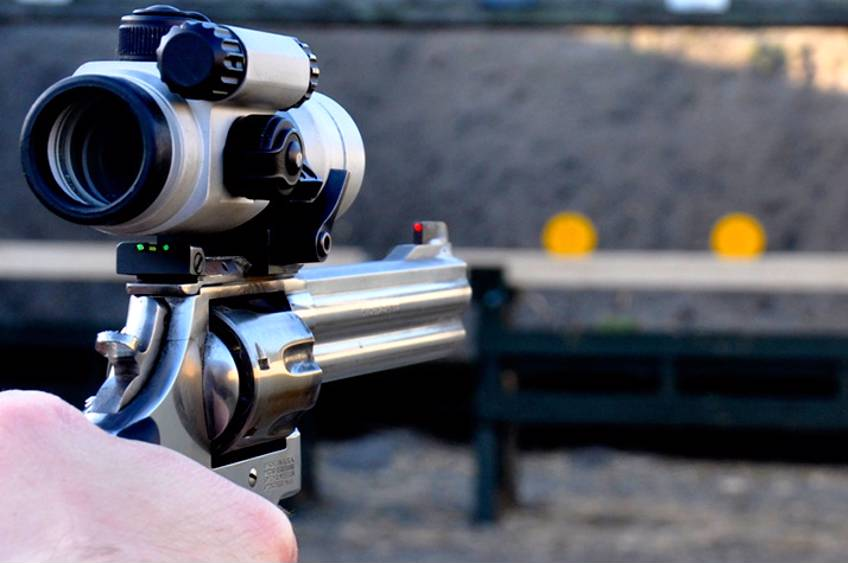 Prøv Pistolskydning billigt i København