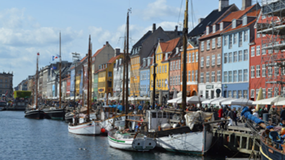 Ginsmagninger i København