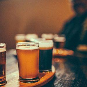 Ølsmagning på Highlanders Bar i Århus