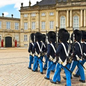 Drabet ved Amalienborg slot - Solve a mystery