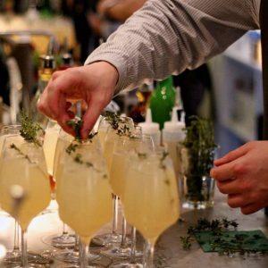 Cocktailkursus Århus - hos Gedulgt