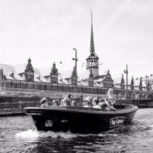 Kanalrundfart København - hos Hey Captain