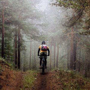 Mountainbike Bornholm - kursus hos Bornholm Outdoorcenter